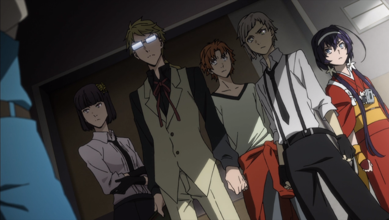 bungou stray dogs season 3 episode 8