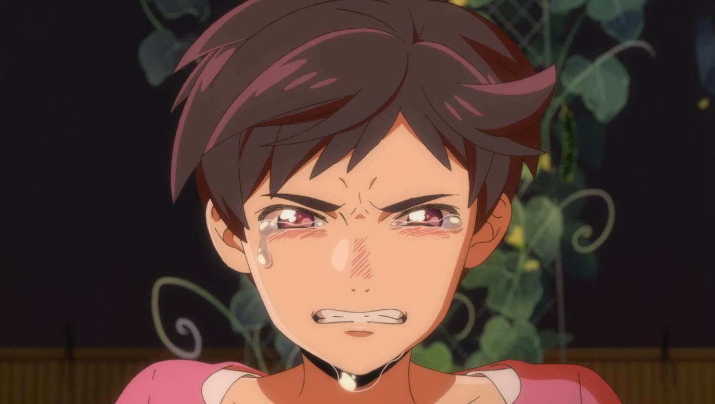 Sarazanmai episode 8 kazuki cry