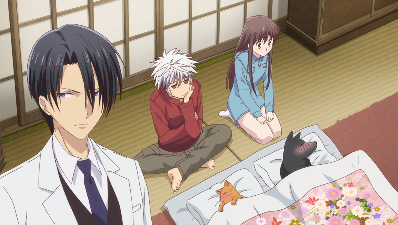 fruits basket episode 9