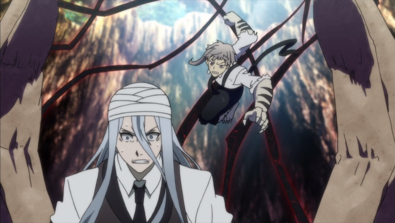 bungou stray dogs season 3 episode 12 review screen cap