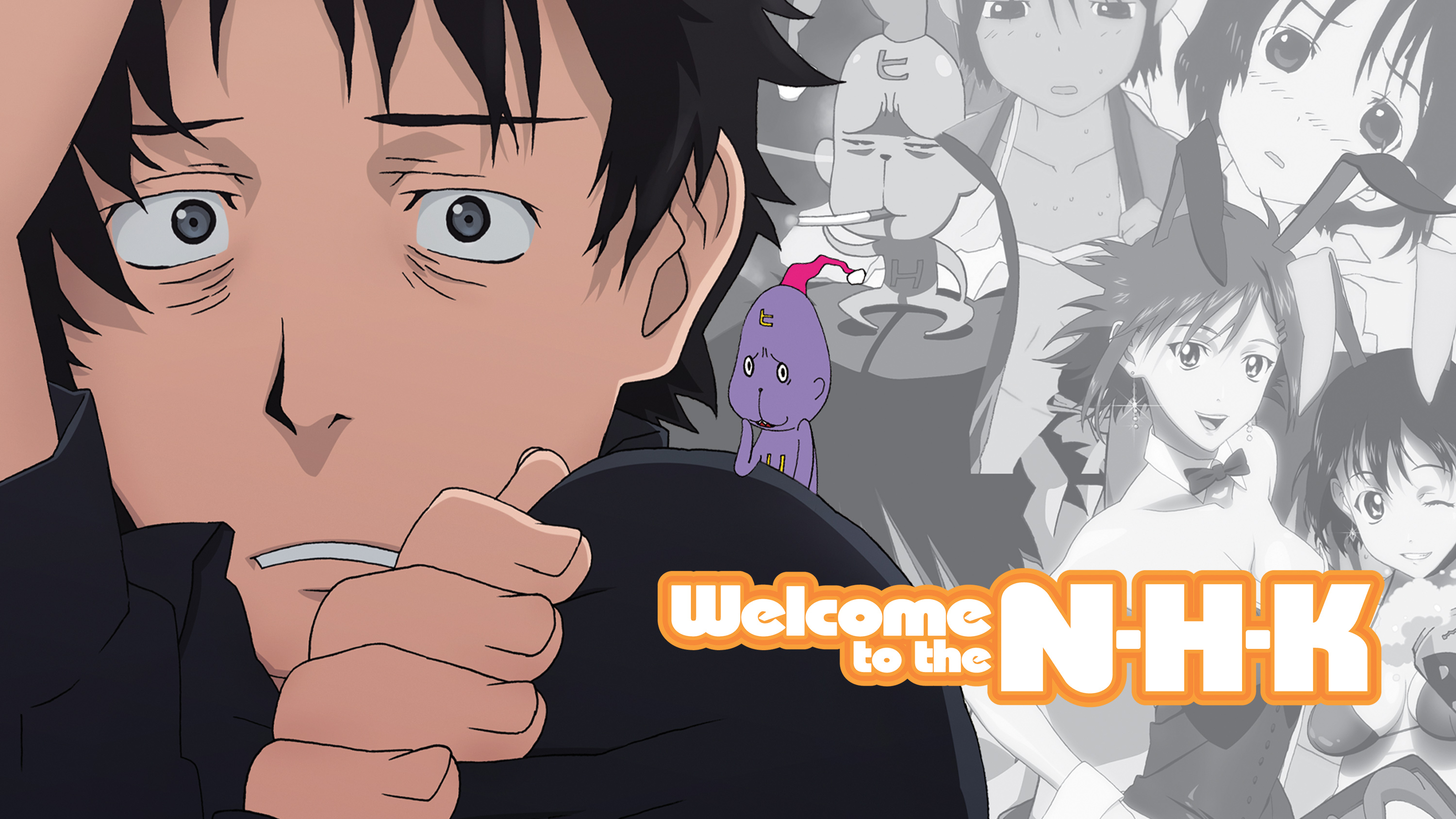 Best 2006 anime welcome to the nhk