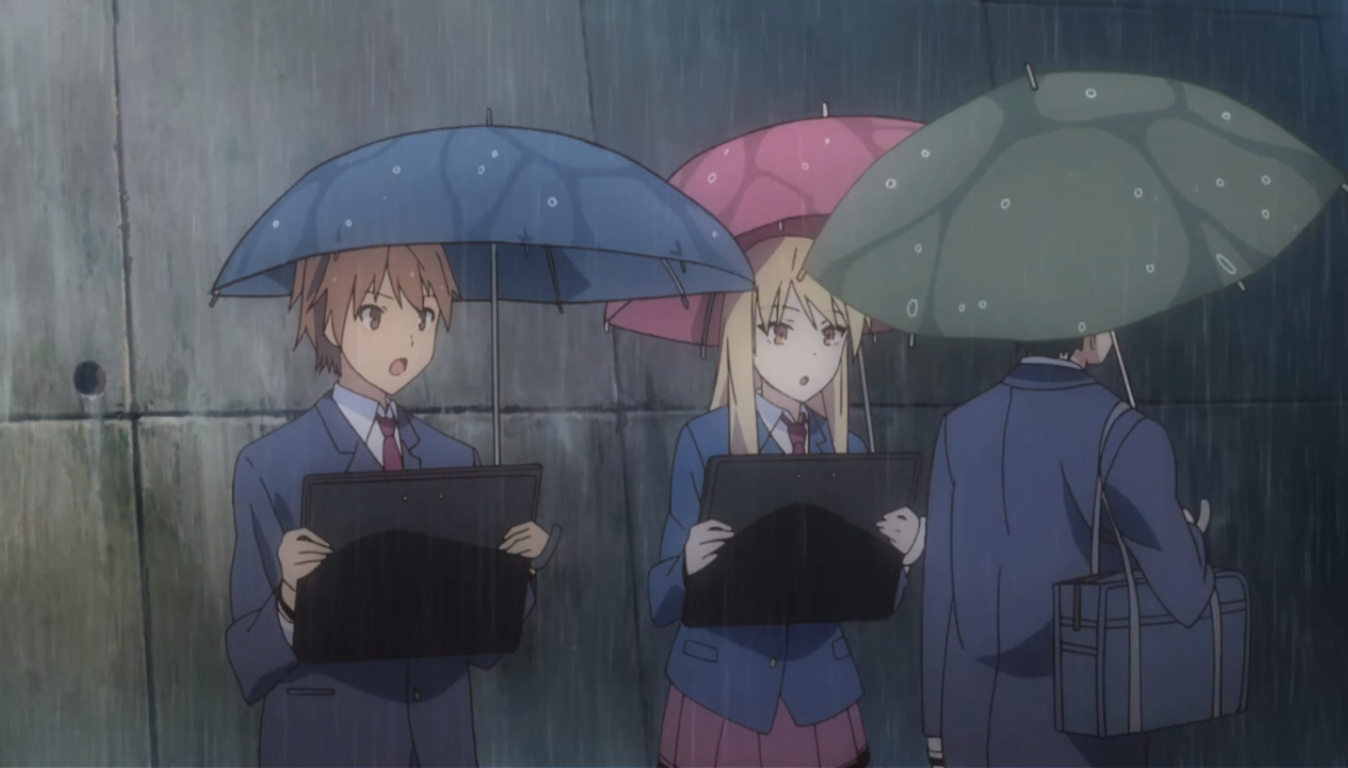 the pet girl of sakurasou discussion