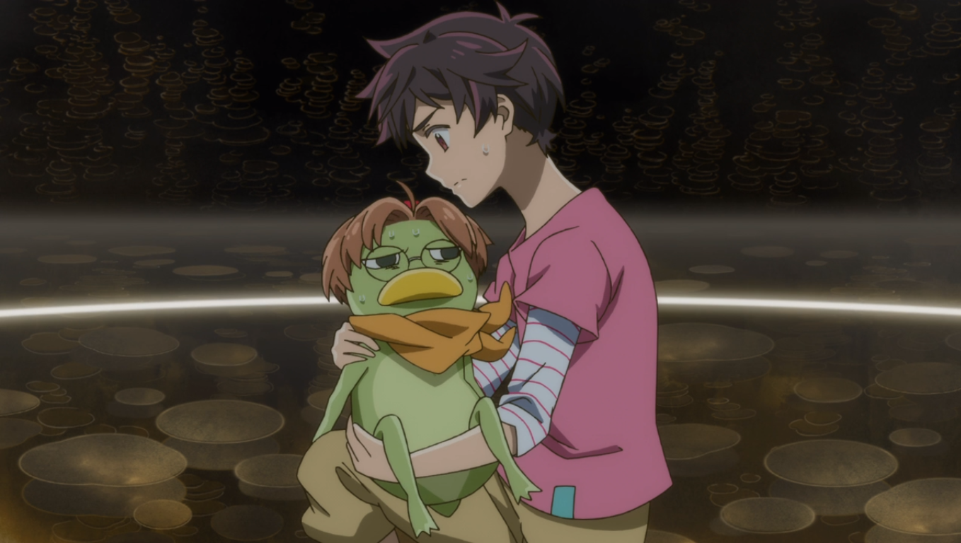 Sarazanmai episode 10