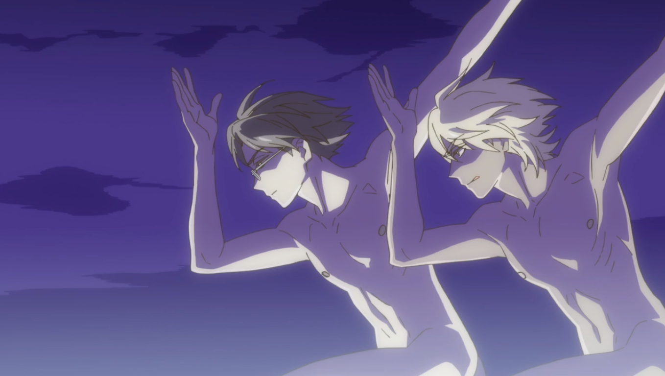 sarazanmai reo and mabu