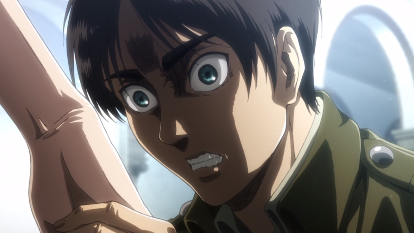 attack on titan season 3 part 2 Eren