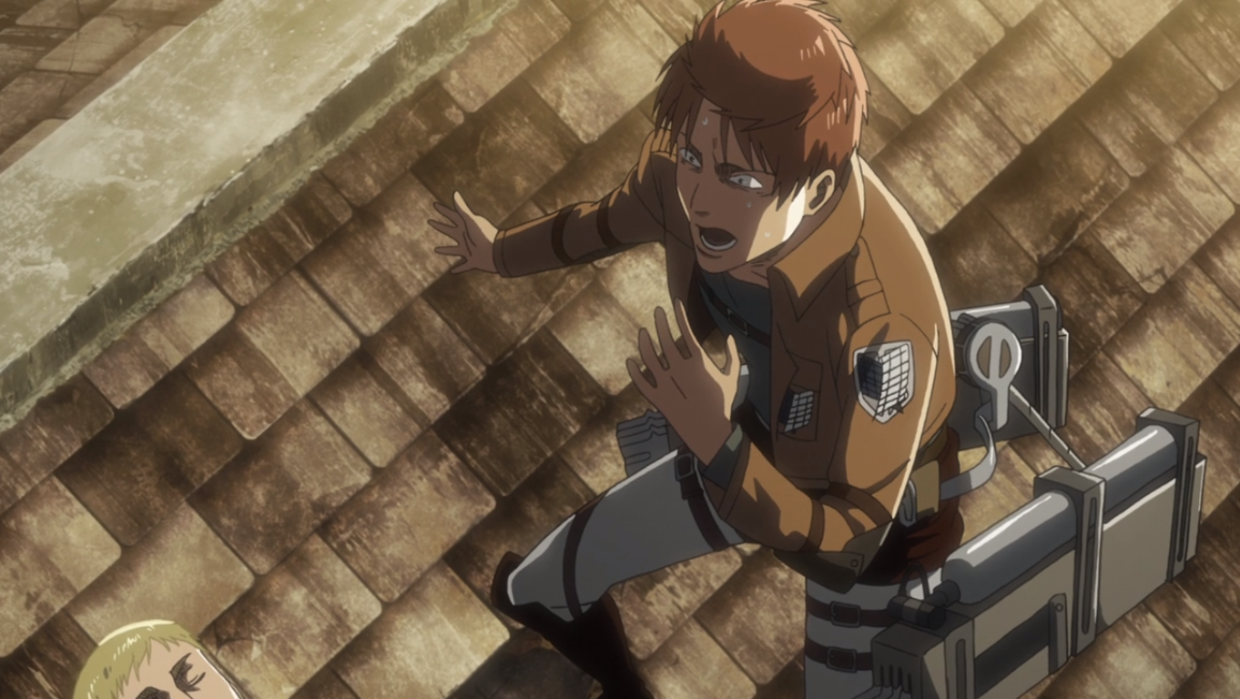 attack on titan season 3 part 2 Floch