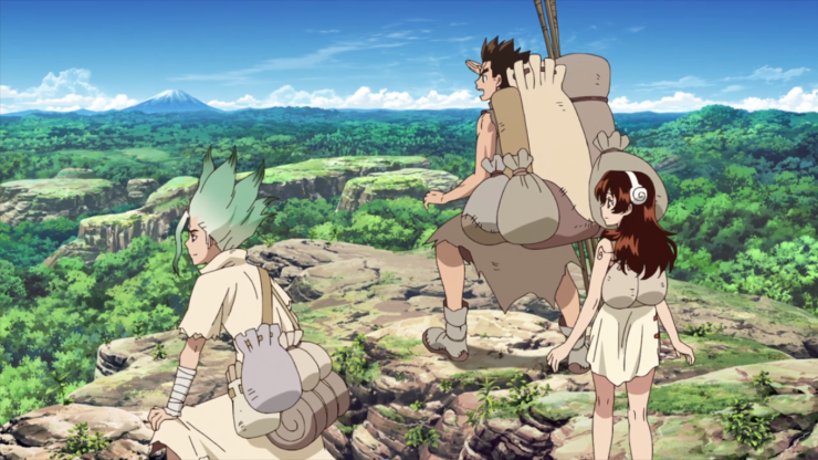 Dr. Stone episode 3 Review