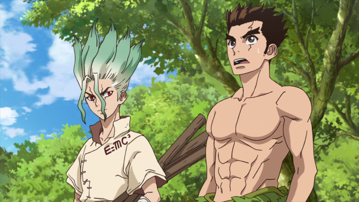 Dr. Stone episode 1 Review