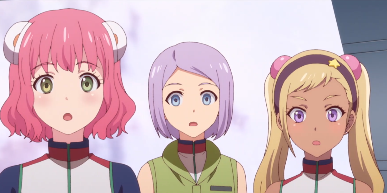 kanata no astra episode 1 review