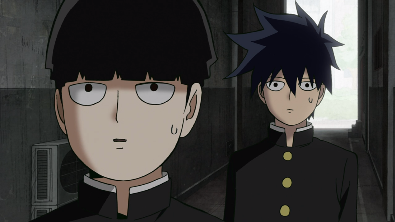mob psycho 100 review