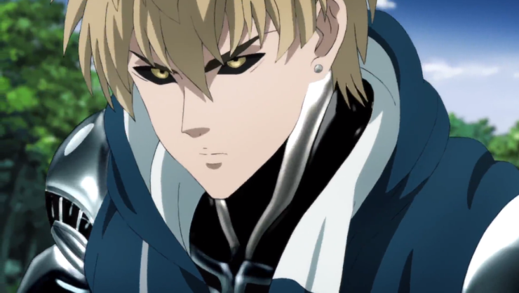 one punch man 2nd season episode 12 review Genos