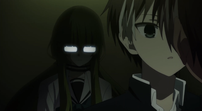 the ones within episode 3 yuzu yandere