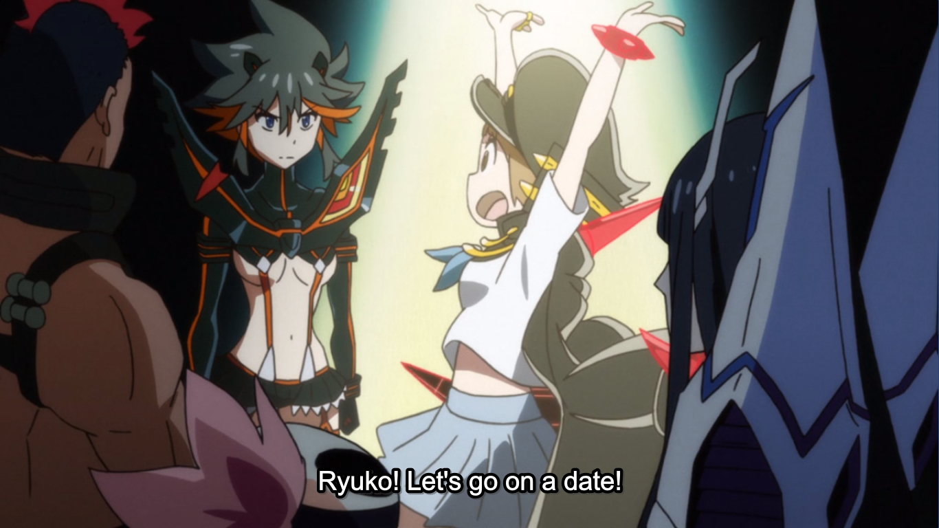 Thoughtful Thursday Studying Ryuko Matoi Anime Rants