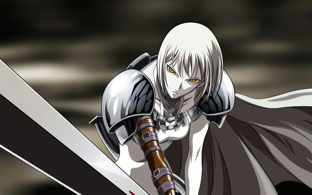 21 Most Depressed Anime Characters: Clare (Claymore)